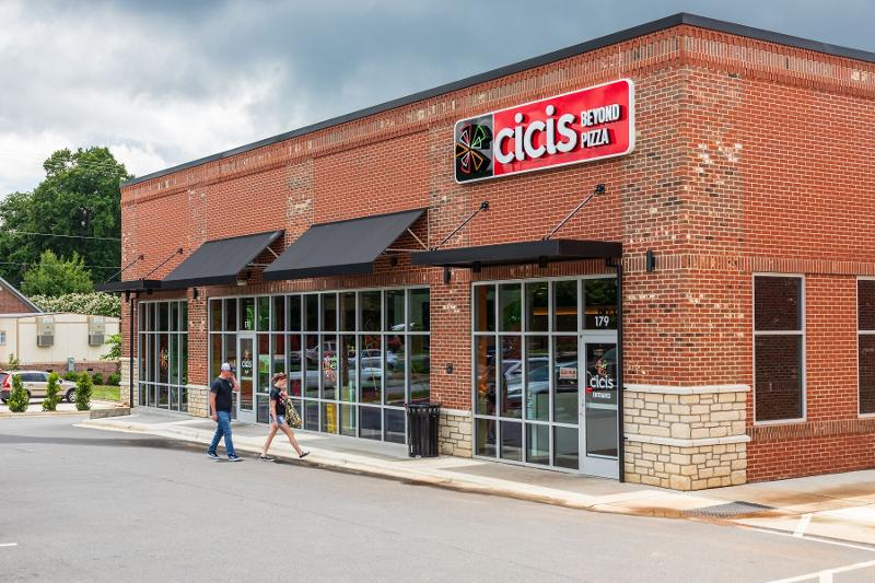 CICI'S BUYERS ARE BETTING ON THE CHAIN'S FUTURE